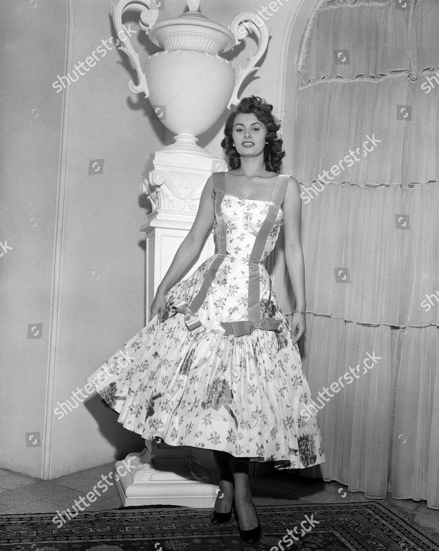 Loren Scicolone Italian Actress Sophia Loren Wears Editorial Stock Photo Stock Image Shutterstock