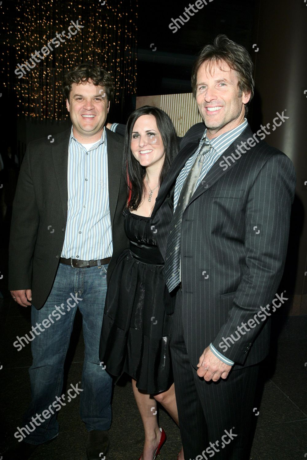 Robin Bissell Mary Pat Bentel Hart Bochner Stock Photo 742944a