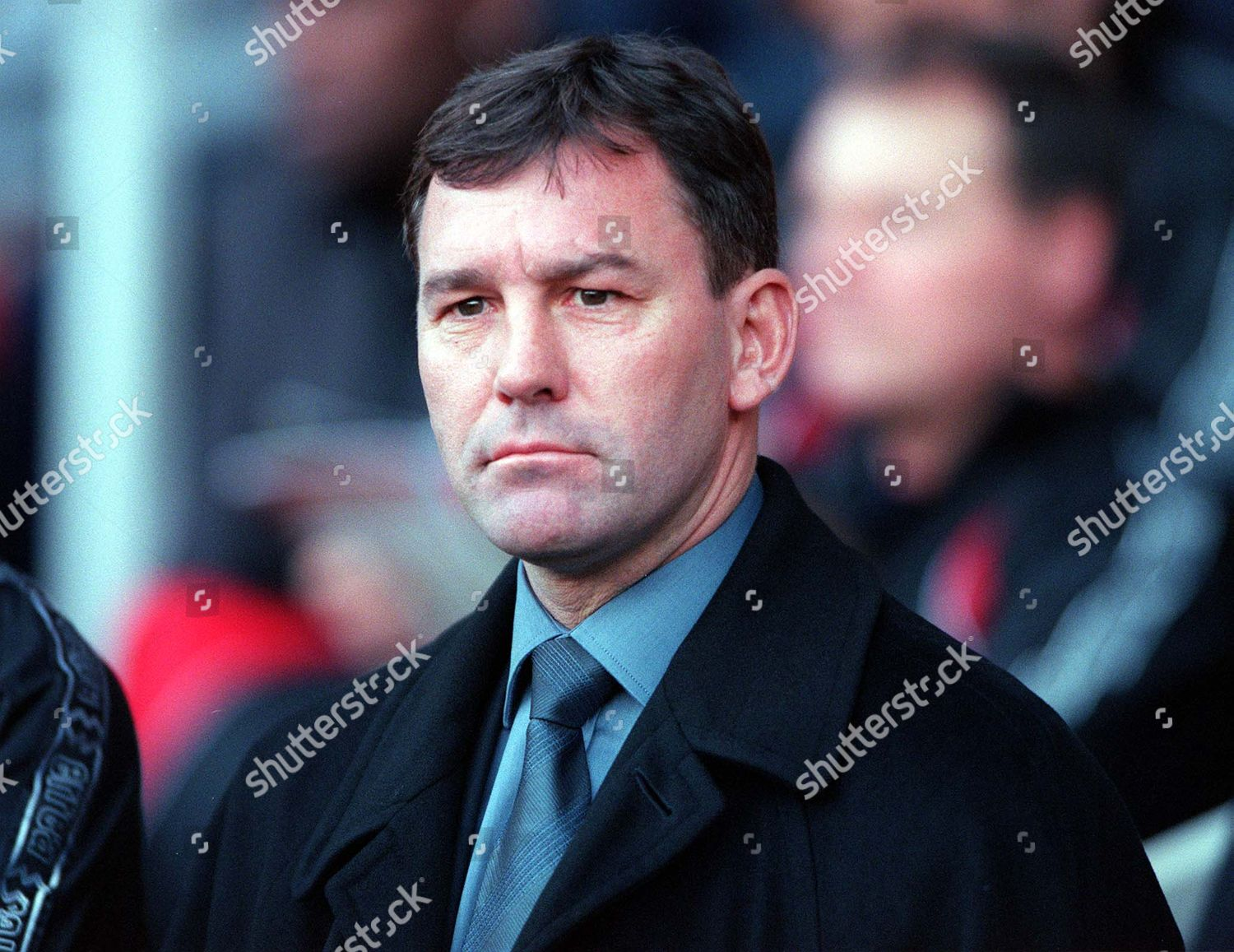 Bryan Robson Middlesbrough manager Middlesbrough 01 Arsenal