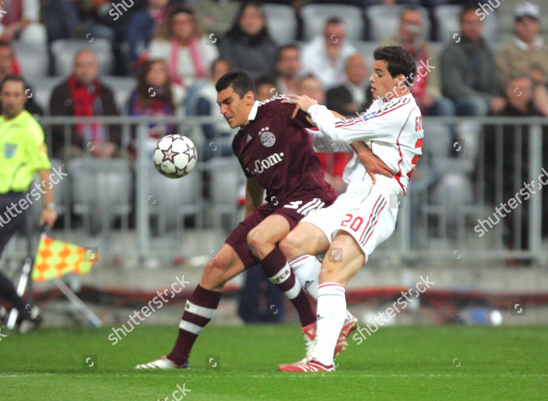 Lucio Bayern Munich Yoann Gourcuff Ac Milan Editorial Stock Photo Stock Image Shutterstock