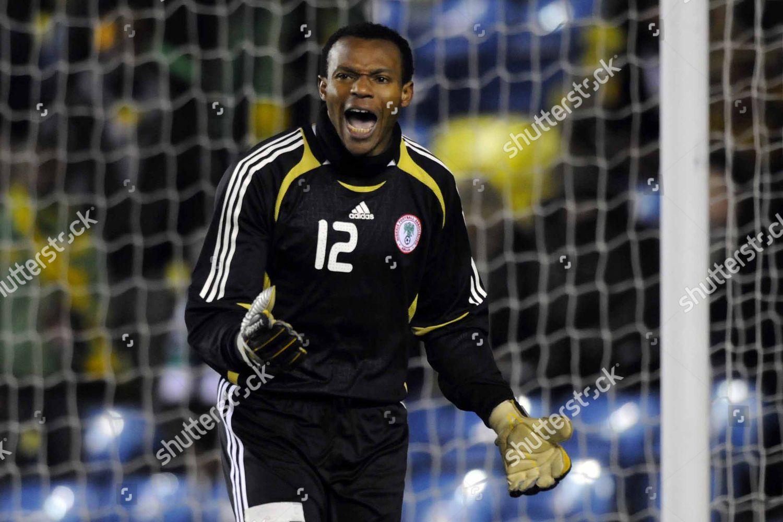 Ejide Austine Nigeria Bastia Jamaica Vs Nigeria Editorial