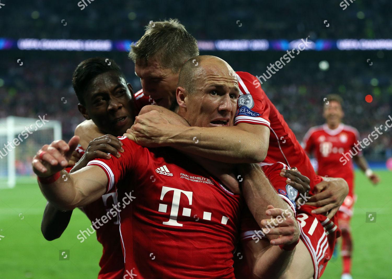Football 2013 Champions League Final Bayern Munich Editorial Stock Photo Stock Image Shutterstock