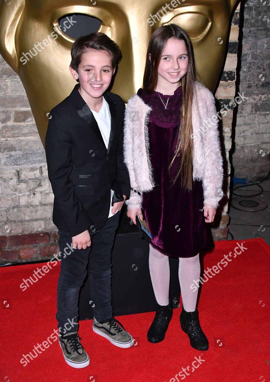 Stock photo of BAFTA British Academy Children's Awards, Arrivals, London, UK - 20 Nov 2016
