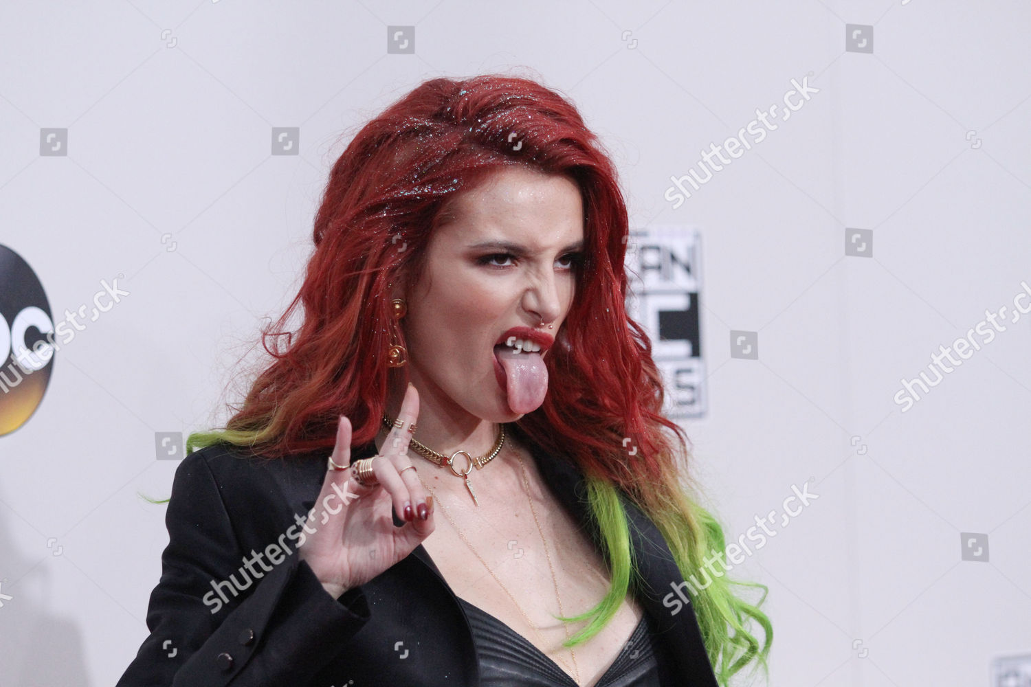 Bella Thorne Editorial Stock Photo Stock Image Shutterstock