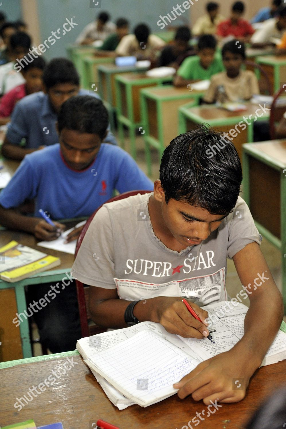 School Teaching Middle School Youhanabad Lahore Punjab Editorial Stock Photo Stock Image Shutterstock