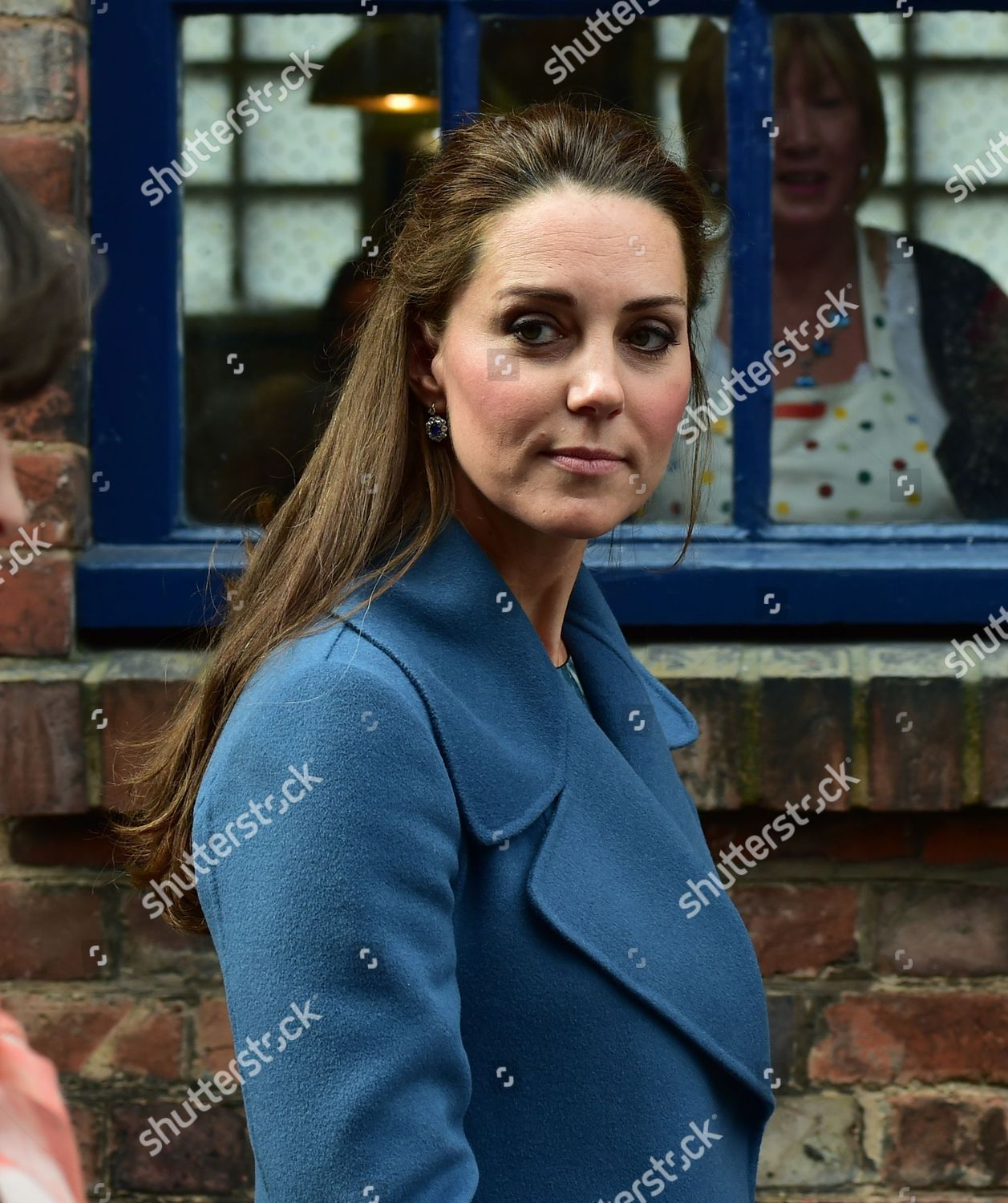 Duchess Cambridge Visits Emma Bridgewater Factory Stokeontrent