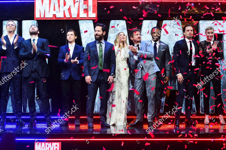 Captain America Civil War European Premiere Westfield ...