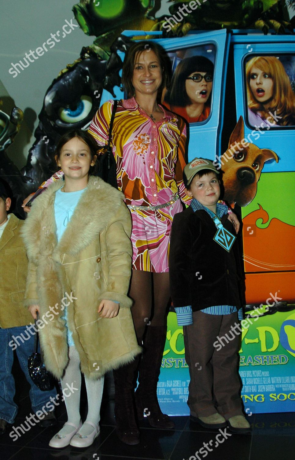 Premiere Scooby Doo 2 Monsters Unleashed Vue Editorial Stock Photo Stock Image Shutterstock