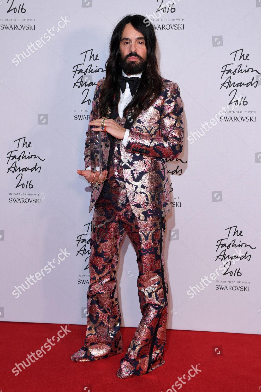 Alessandro Michele International Accessories Designer Gucci Editorial Stock Photo Stock Image Shutterstock