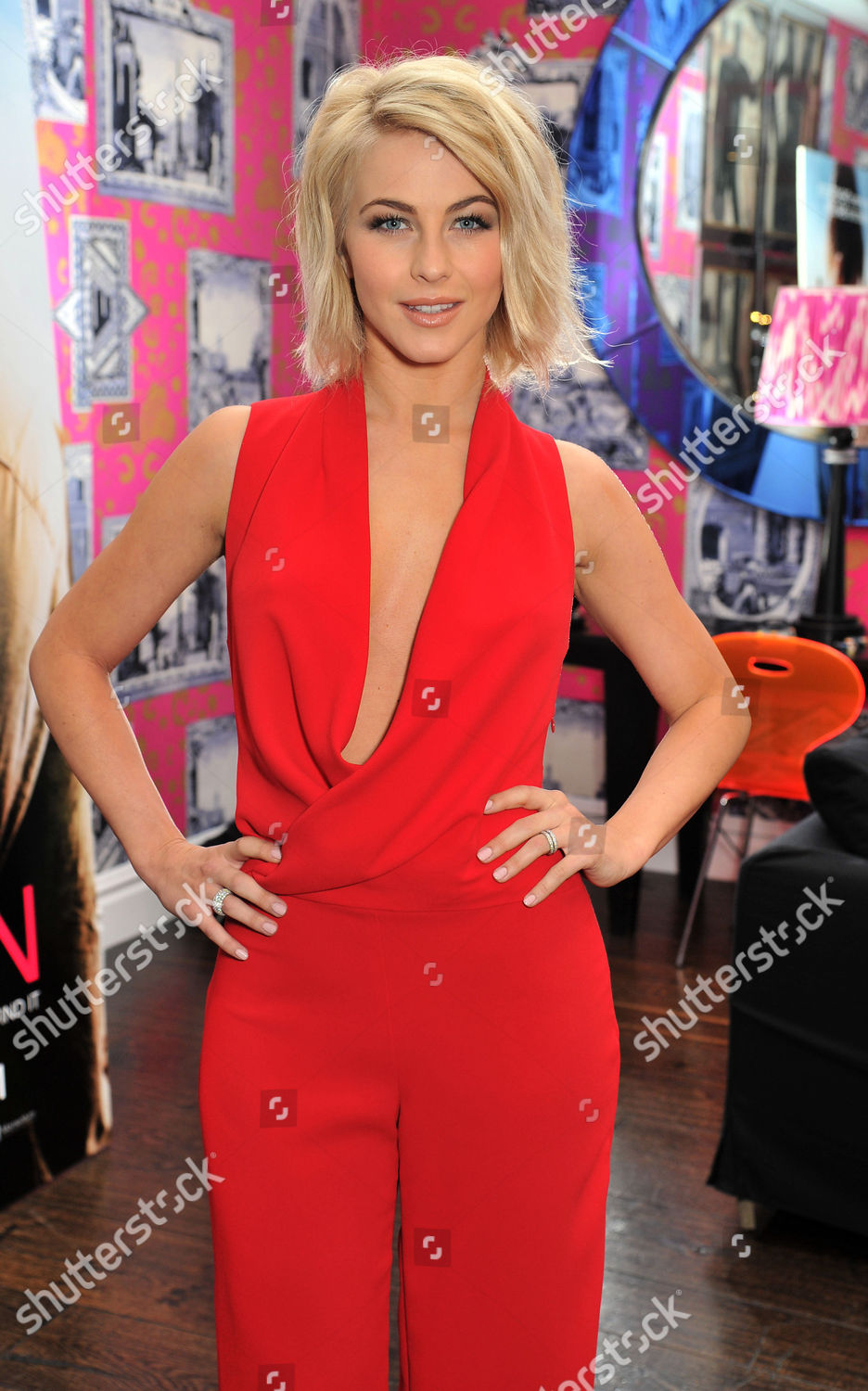 Photocall Safe Haven Julianne Hough Footloose Rock Editorial