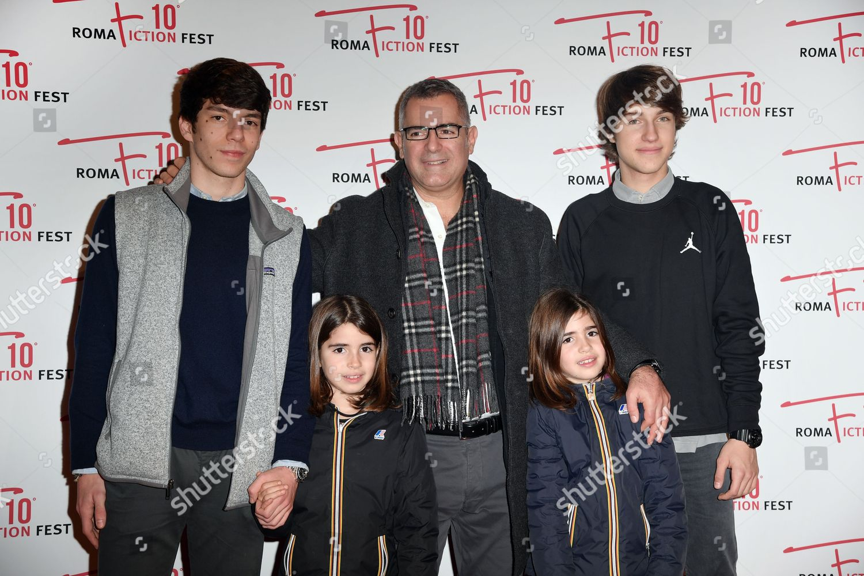 In Arte Nino 2016 director luca manfredi his sons francesco matilde editorial