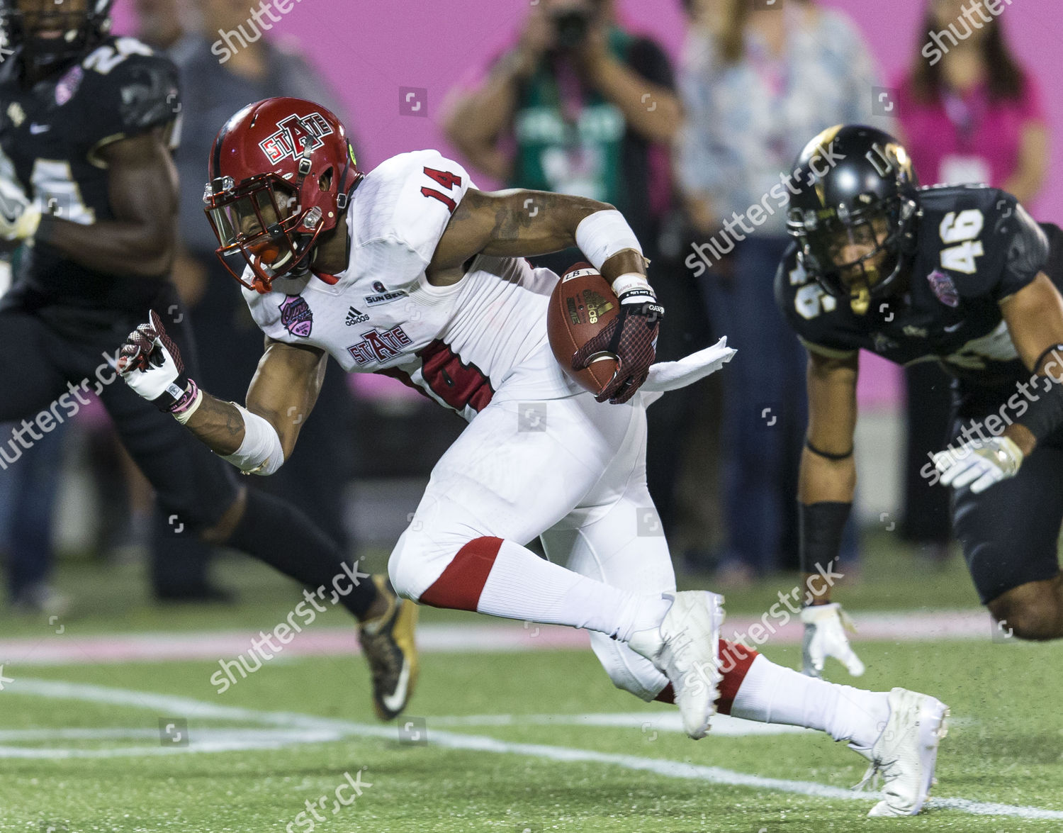 Arkansas State Red Wolves wide receiver Chris Editorial