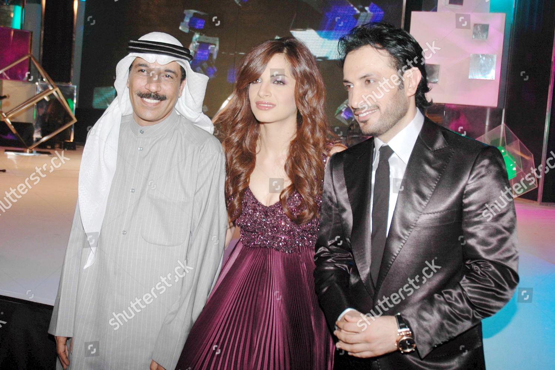 Kuwaiti Singer Abdullah Alrowaishad l Egyptian Singer Editorial