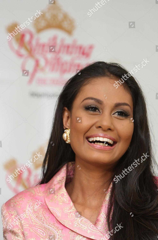 Reigning Miss Philippines binibining Pilipinas Maria Venus Editorial