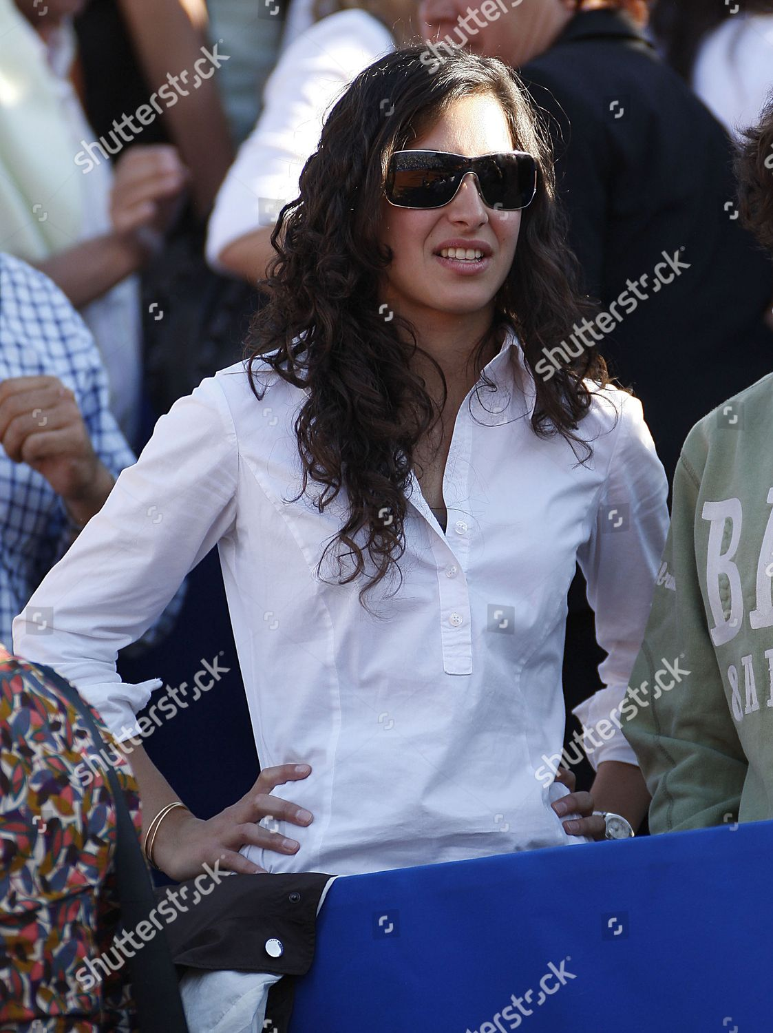 3812532214723 Rafael Nadals girlfriend Maria Francisca Perello Stock Photo ...