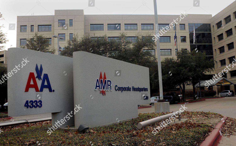 Amr American Airlines Corporate Headquarters Near Dallas