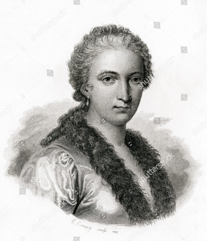 Maria Gaetana Agnesi 17181799 Italian Mathematician Benefactress ...