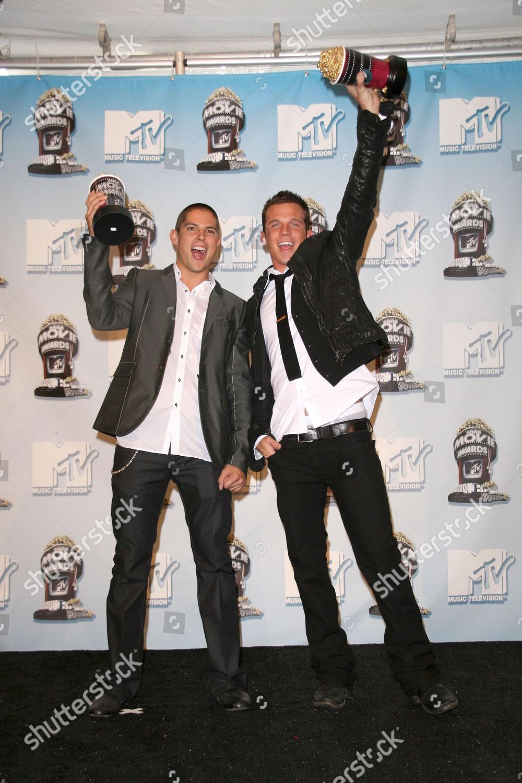 Stock photo of MTV Movie Awards, Press Room, Los Angeles, America - 01 Jun 2008