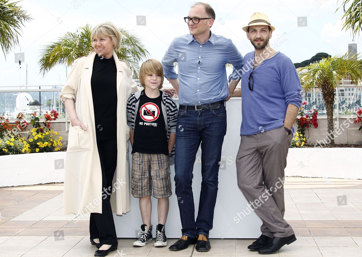 Stock photo of France Cannes Film Festival 2011 - May 2011