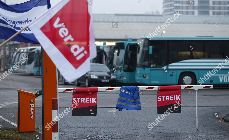 streik bus frankfurt