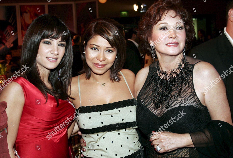 Egyptian Singer Sherin Abdul Wahab c Poses Editorial Stock Photo
