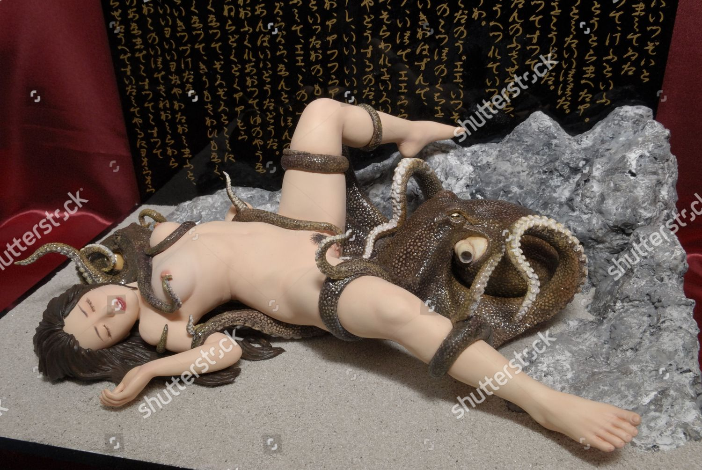 Japanske tentakel sex videoer