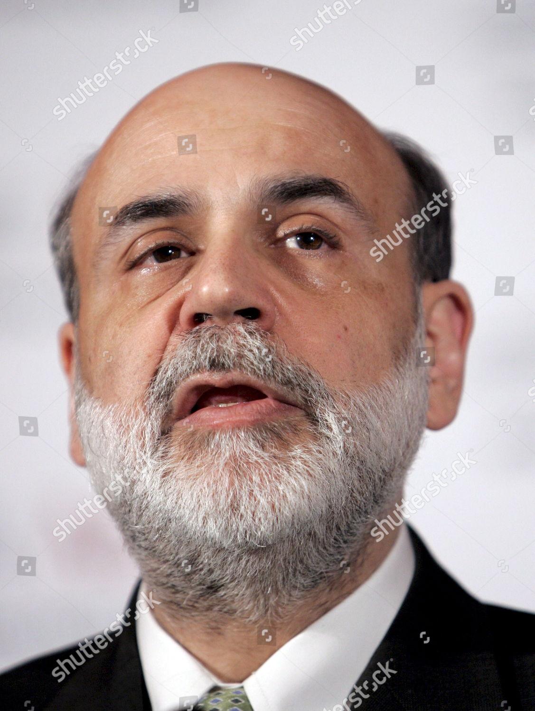 Chairman Federal Reserve Ben Bernanke Speaks Washington