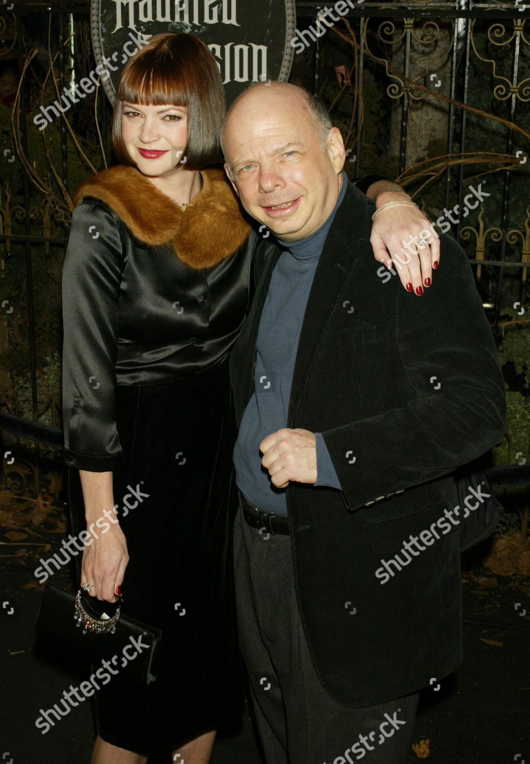 Actor Wallace Shawn Actress Dina Waters Arrive Editorial Stock Photo Stock Image Shutterstock