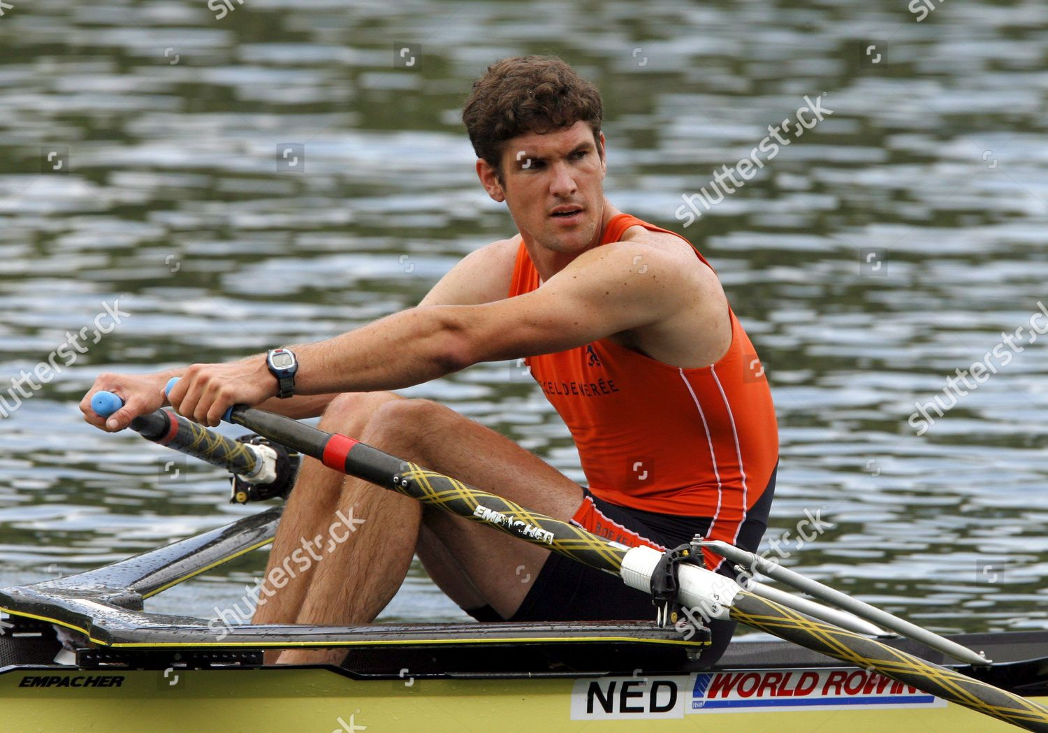 Stock Photo Of Switzerland Rowing World Cup