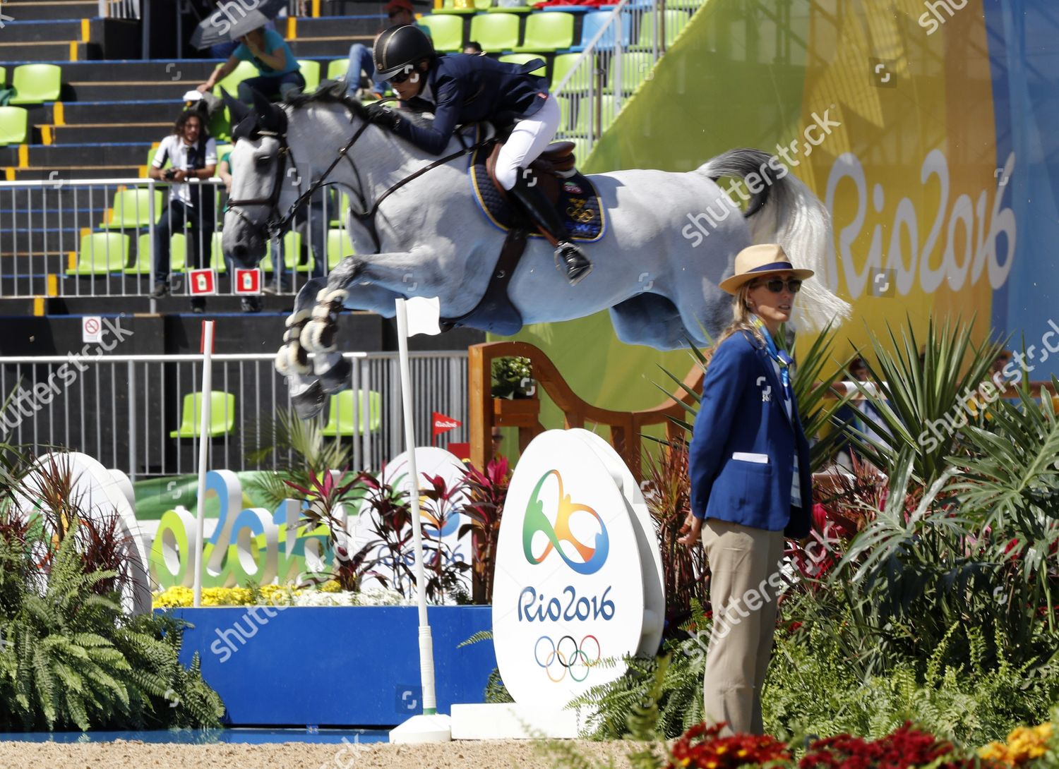 Stock photo of Brazil Rio 2016 Olympic Games - Aug 2016