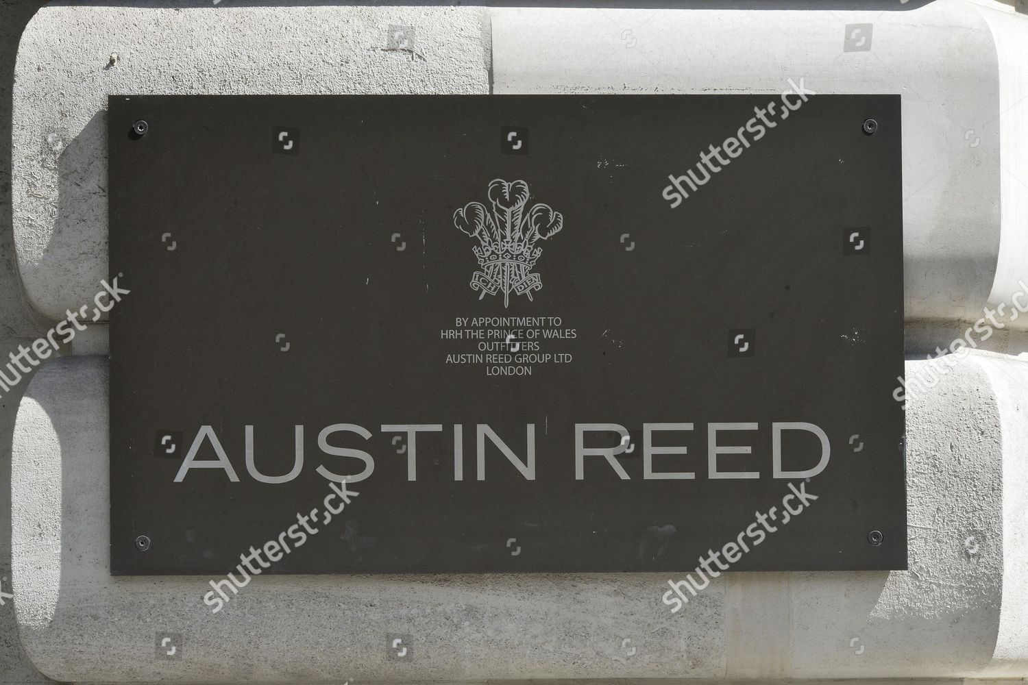 Logo Austin Reed Store On Regent Street Editorial Stock Photo Stock Image Shutterstock