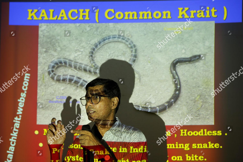 Dr Dayal Majumder Describes Indian Common Krait Editorial