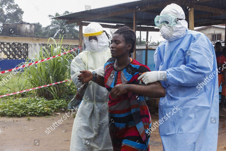Teen girls in Liberia