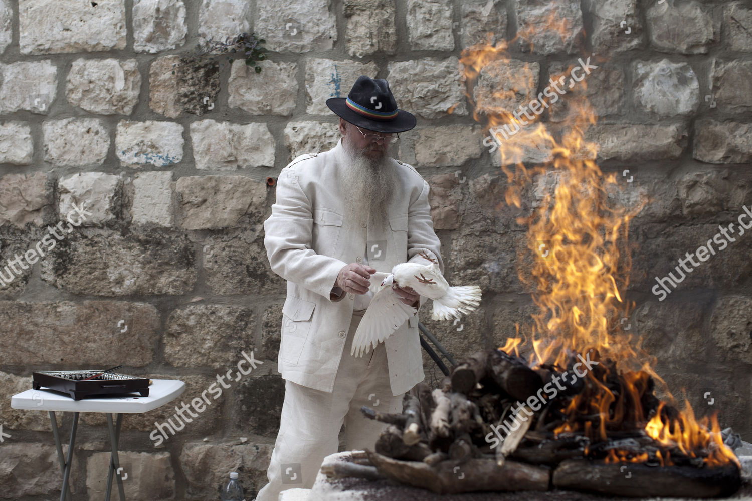 Israel Jewish Animal Sacrifice - May 2013