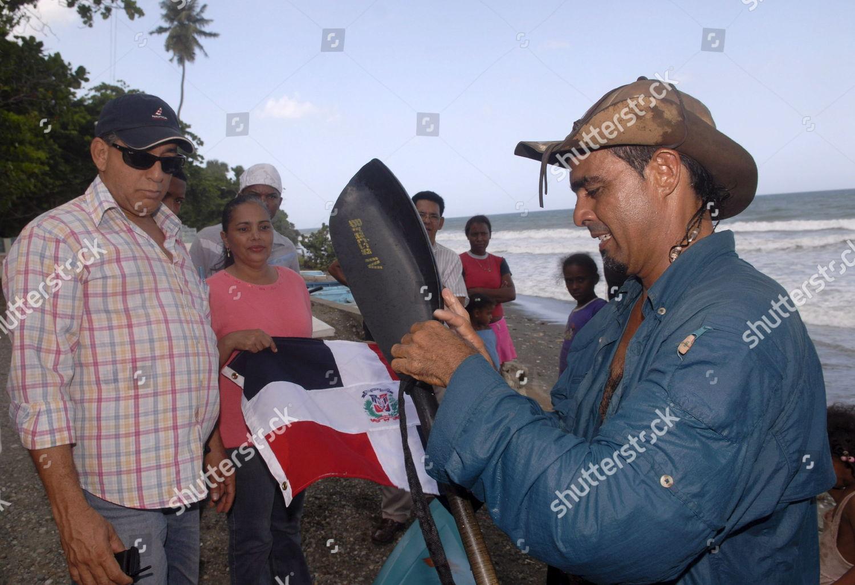 Puerto Rican Activist Alberto De Jesus Mercado Editorial Stock Photo