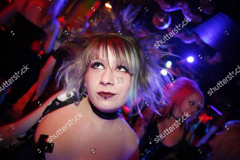 Stock photo of London Fetish Weekend - Club Subversion, London, Britain -  03 Oct