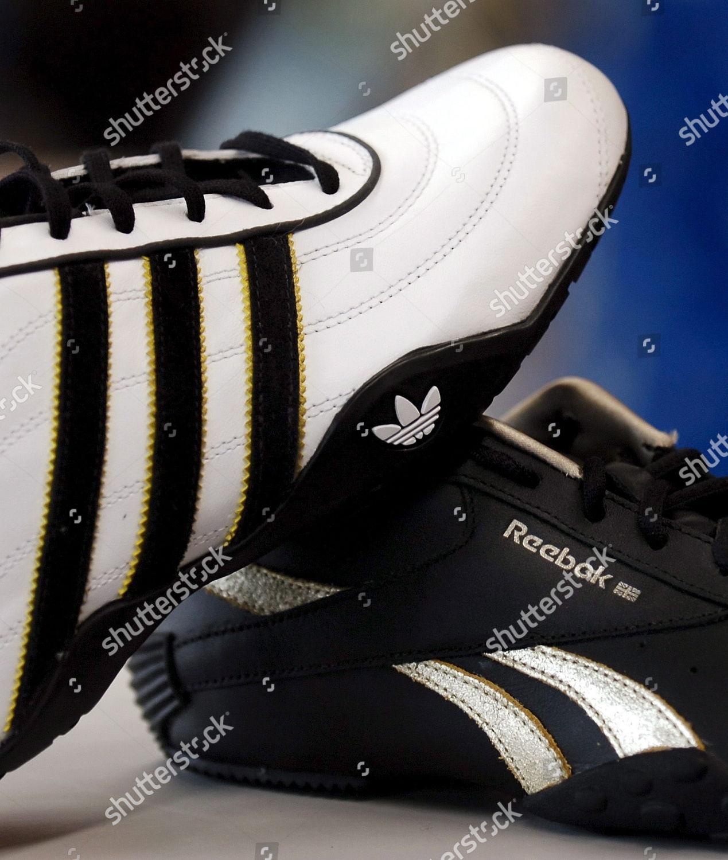 Sportshoes Adidas top Reebok Seen Sportswear Shop Editorial
