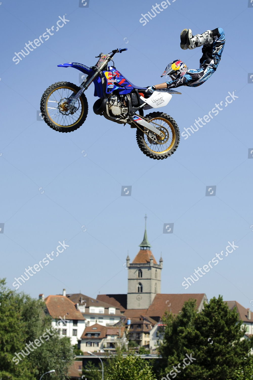 Mexican Freestyle Motocross Pilot Erick Ruiz Performs Editorial