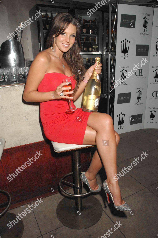 Danielle Lloyd Editorial Stock Photo - Stock Image   Shutterstock