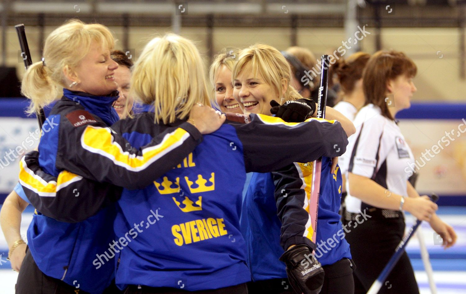 Anette Norberg swedish women curling team members anette norberg editorial