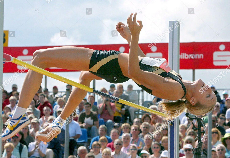 Kajsa Bergqvist high jumping Kajsa Bergqvist high jumping new foto