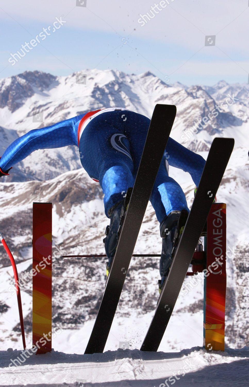 Stock Photo Of Turin 2006 Winter Olympic Games Alpine Skiing
