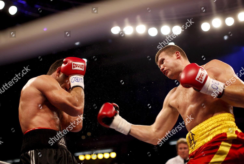 German Heavyweight Boxer Luan Krasniqi L Fights Editorial Stock Photo Stock Image Shutterstock