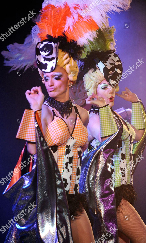 Drag Queen show at the Spiegeltent, Sydney, Australia - 14 Nov 2008