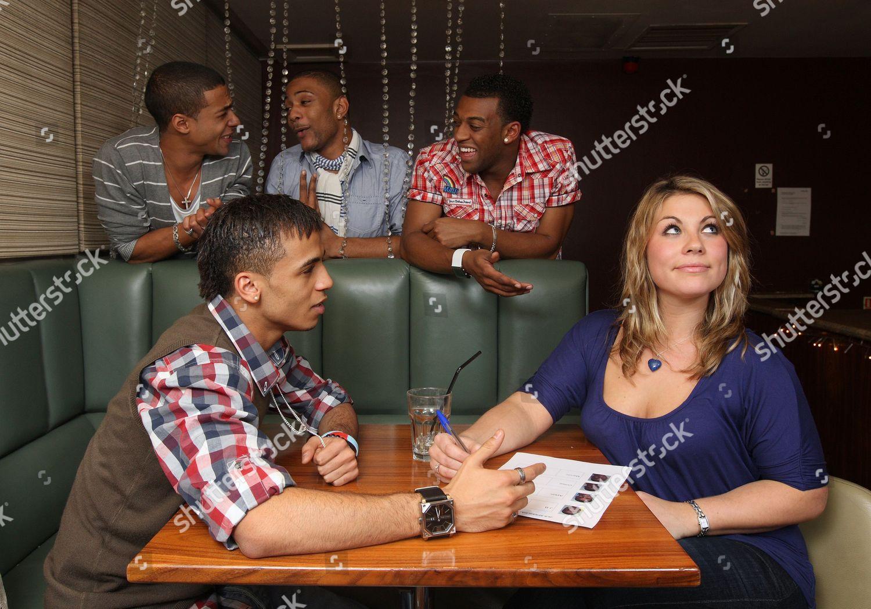 Speed dating bár London