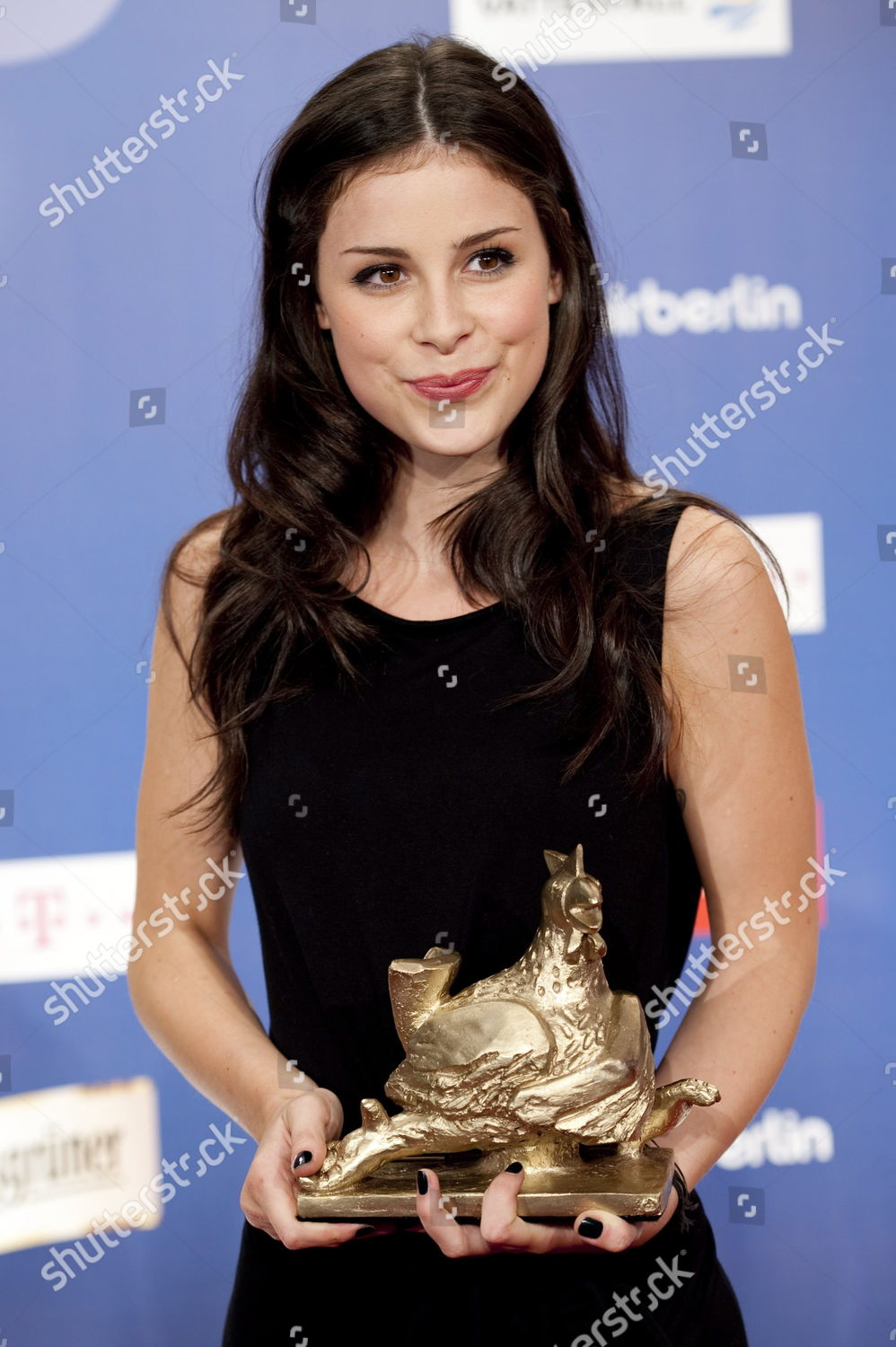 German Singer Lena Meyerlandrut Winner Eurovision Song Editorial Stock Photo Stock Image Shutterstock