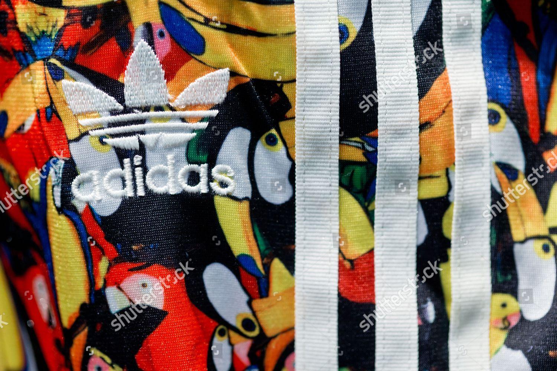 Logo German Sportswear Company Adidas General Meeting Editorial