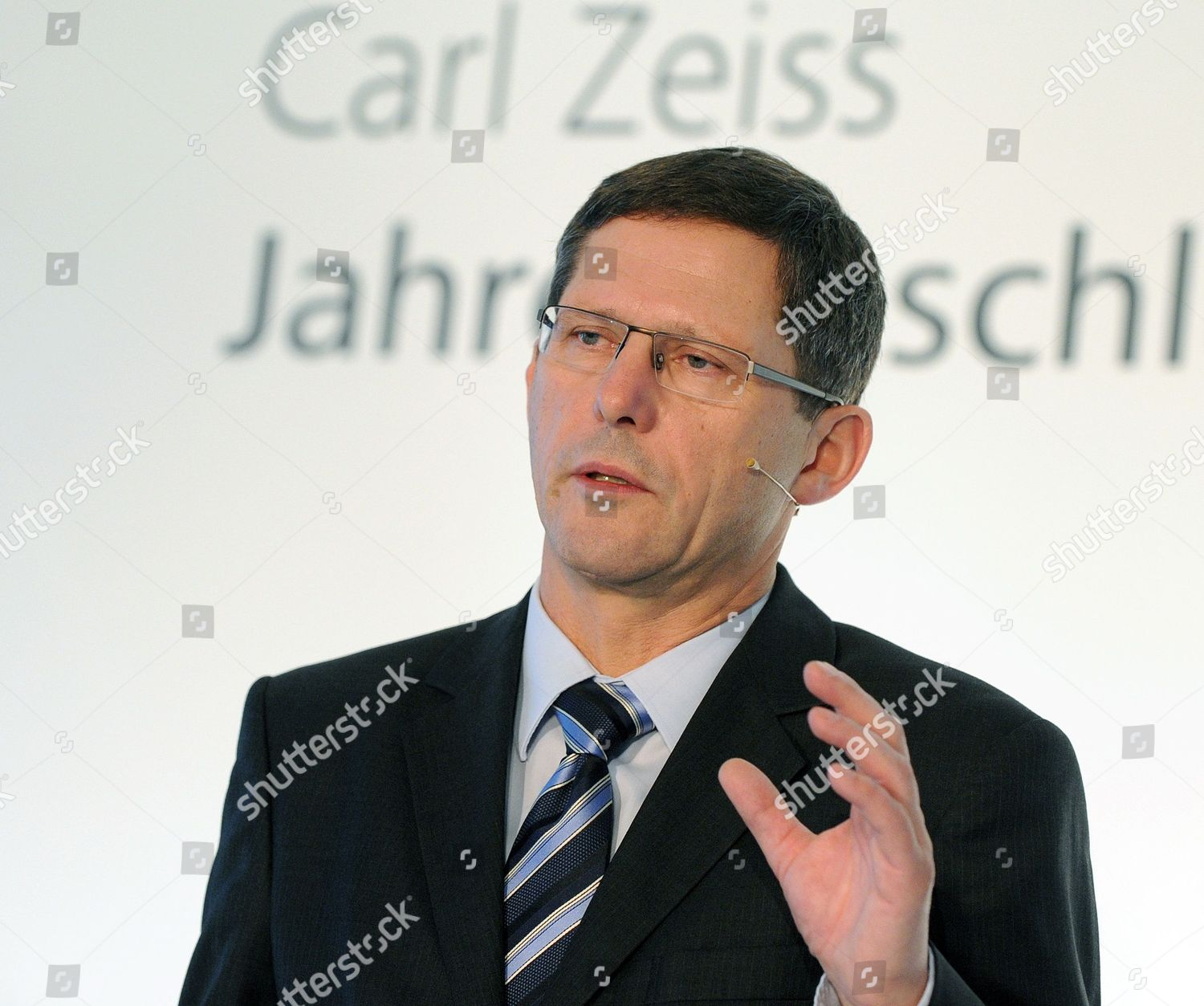 Chief Executive Officer Optics Group Carl Zeiss Editorial