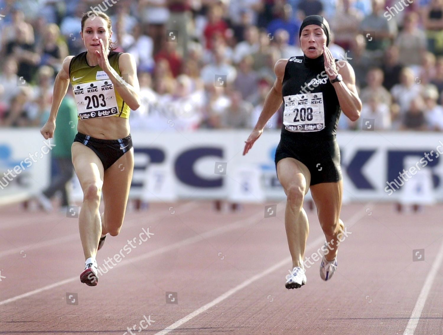 Kim Gevaert sprint runner naked (77 photos), Sexy, Bikini, Boobs, braless 2006