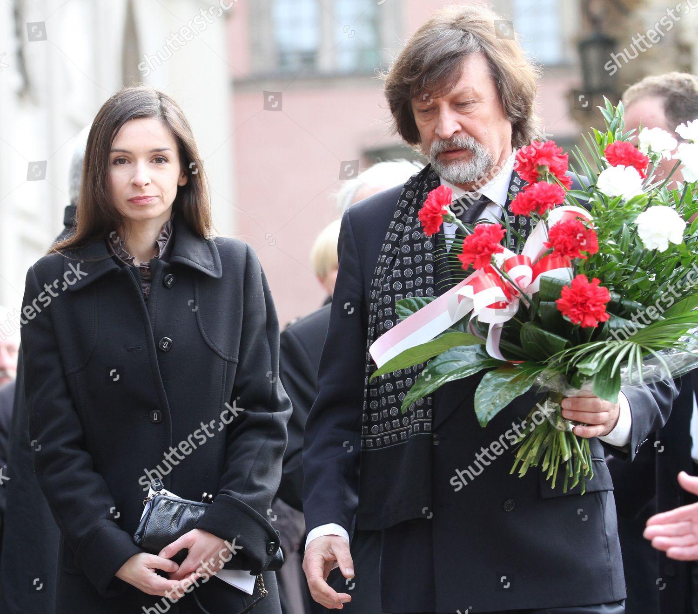 Stock photo of Poland Polish Presidential Plane Crash 1st Anniversary - Apr 2011